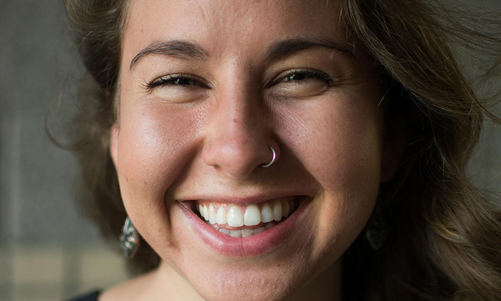 Molly Kendall (Newark 2017-18) headshot