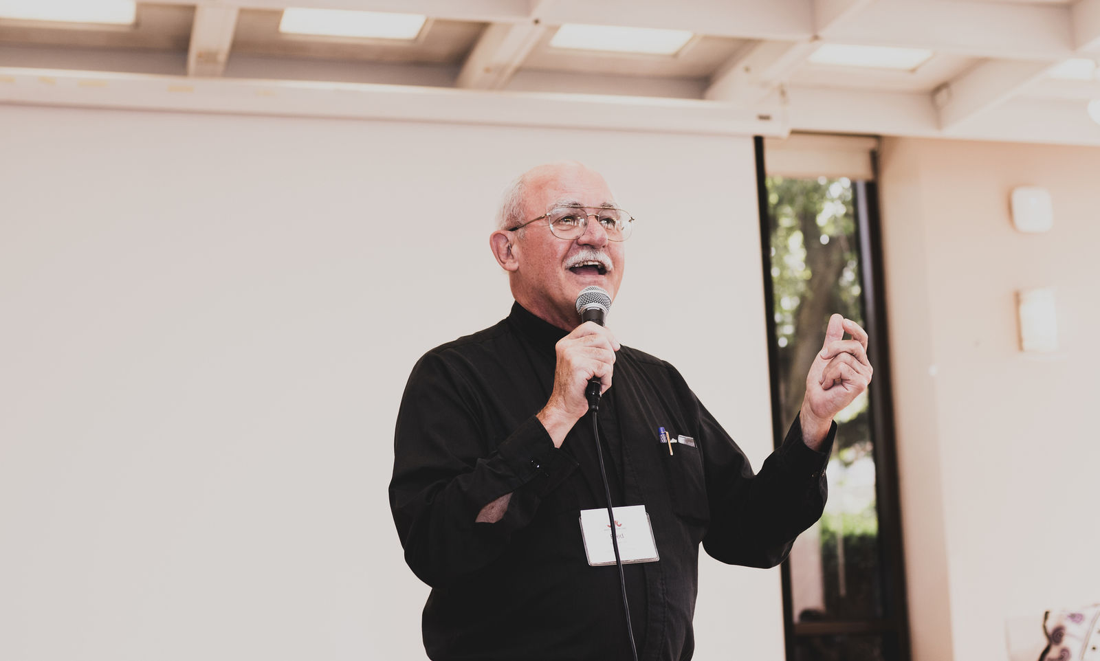 Fr Fred Kammer SJ Vice Chair JVC board of directors