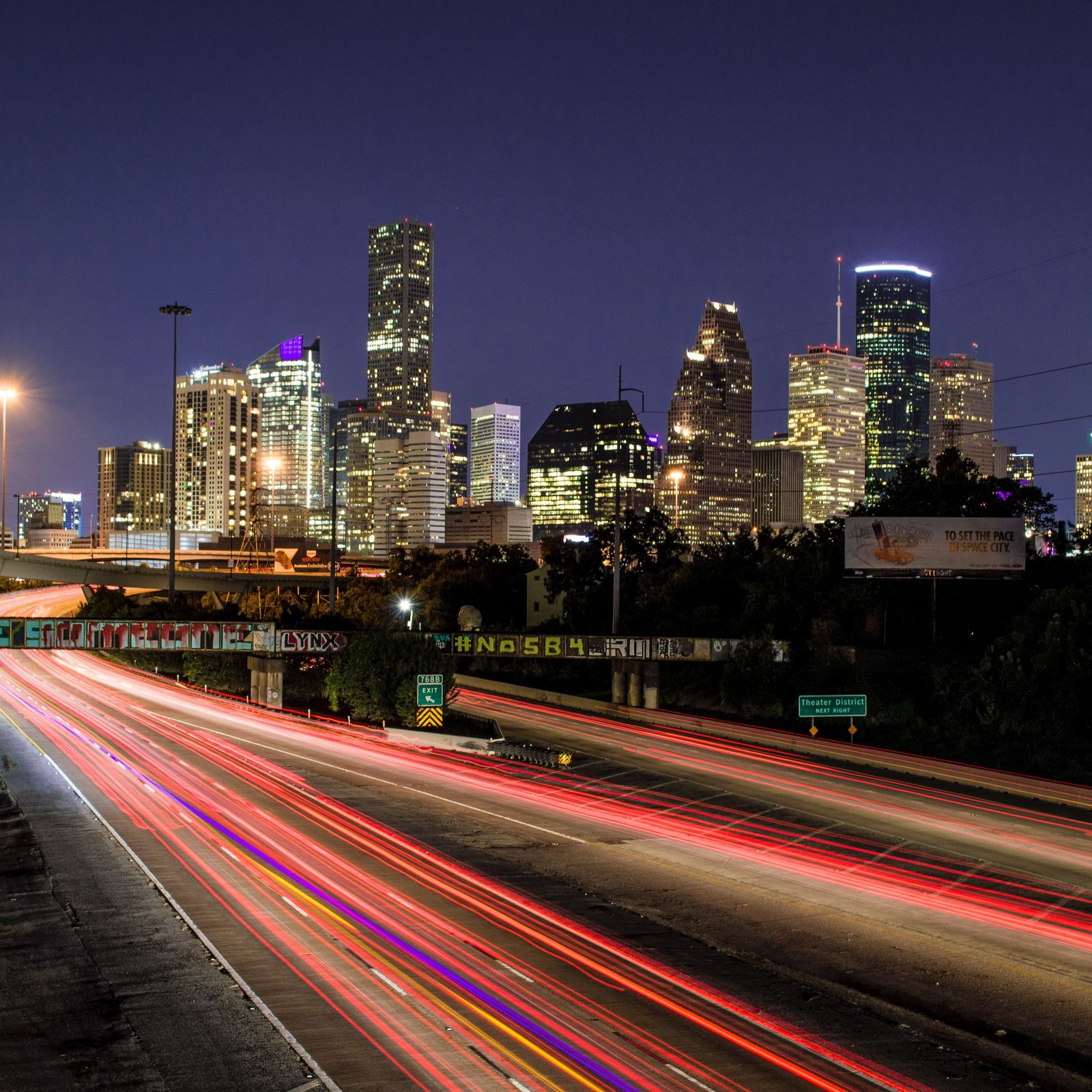Houston, Texas - Photo by Kevin Hernandez on Unsplash
