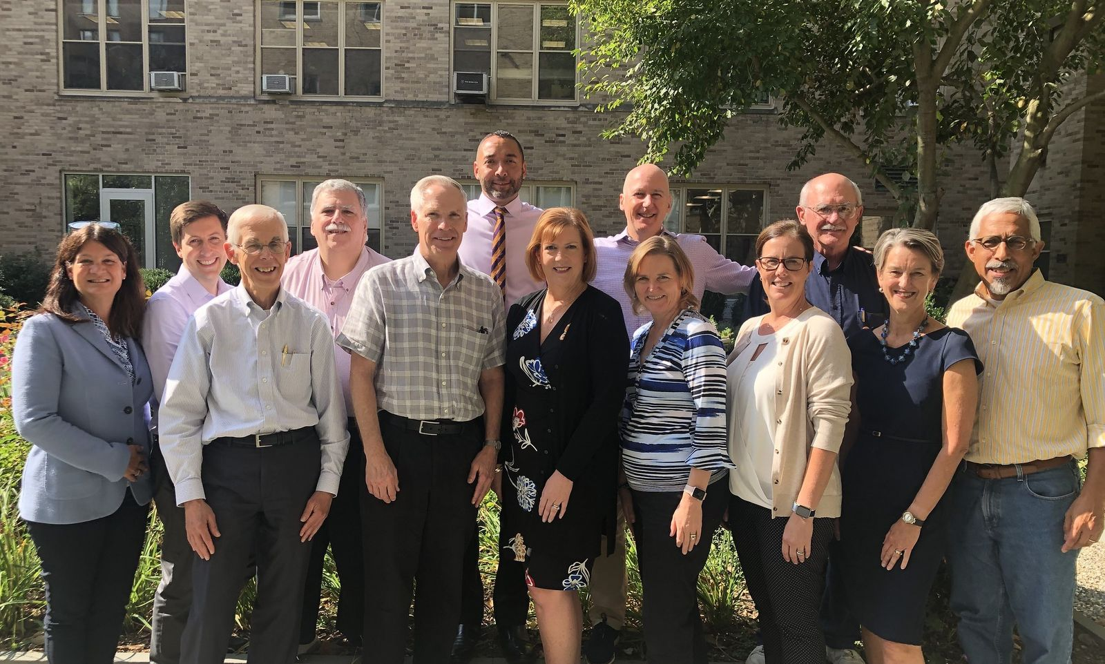 JVC Board Meeting NYC September 2019
