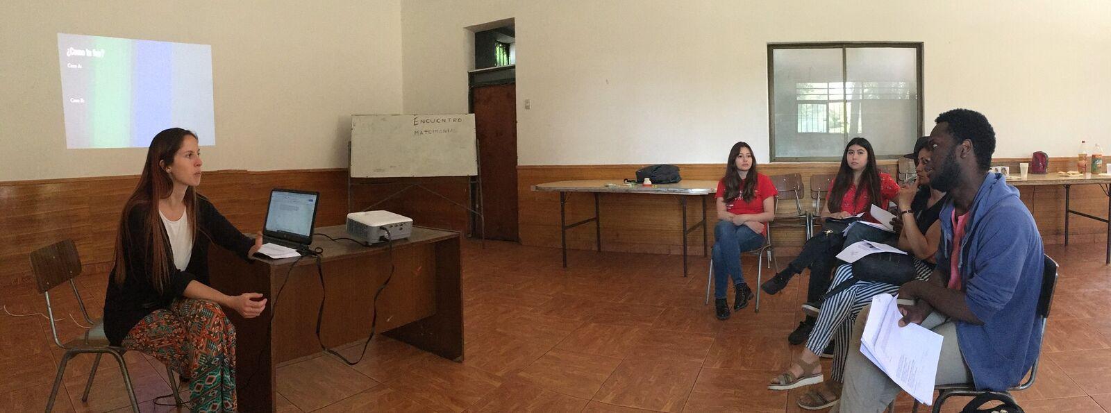 Claudia (Santiago, Chile)