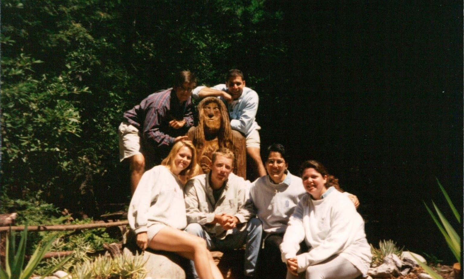 Submitted by JVC Visalia '93-'94: John Callahan, Liz Hanifin, Maria Laberteaux, Chris Petrone, Kristi Richter, and Harry Rissetto