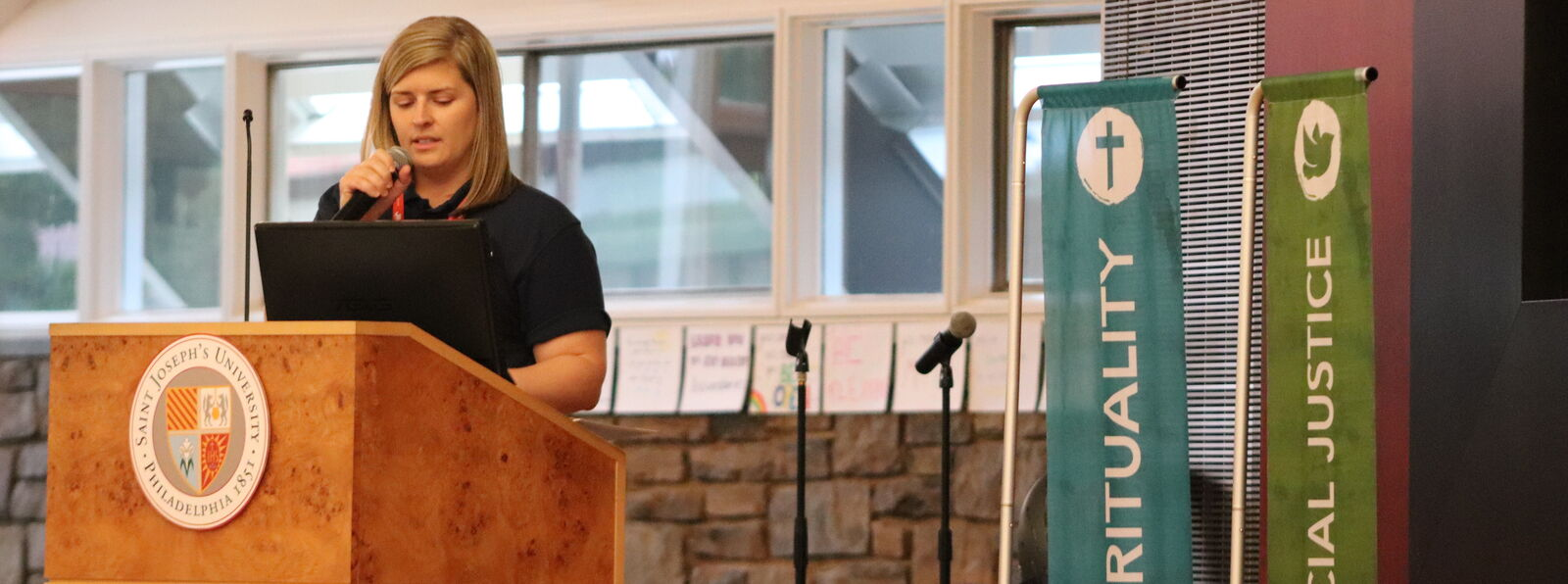 Director of Program Laura Strubeck Orientation 2019
