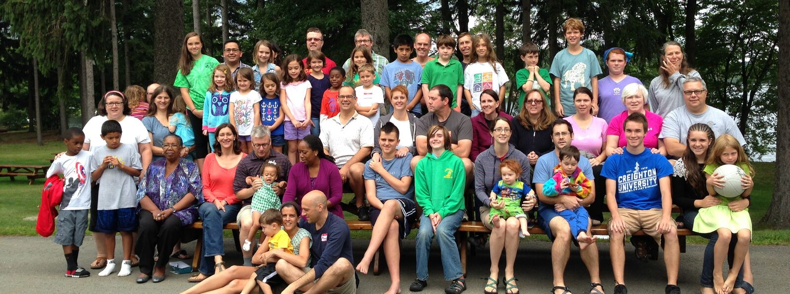 Scranton Family retreat 2014